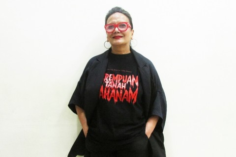 Joko Anwar dan Air Zam-Zam Pemberian Christine Hakim