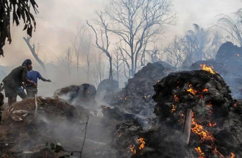 Bantuan untuk Warga Baduy Korban Kebakaran Mengalir