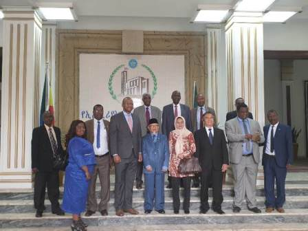DPR dan Ethiopia Dorong Kerja Sama Kesejahteraan Rakyat