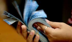 Rupiah Pagi Hantam Dolar AS
