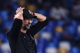 Reaksi Klopp Setelah Liverpool Kalah dari Napoli