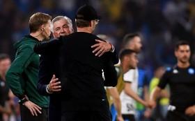 Gurauan Ancelotti dengan Klopp Usai Napoli Gasak Liverpool
