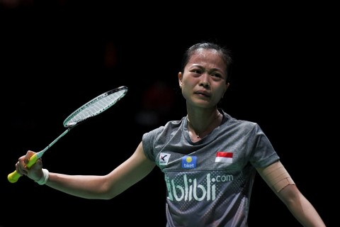 Fitriani Tersingkir, Tunggal Putri Indonesia di China Open 2019 Habis