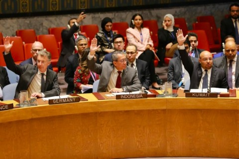 Indonesia Passes UNSC Resolution on UN Mission in Afghanistan