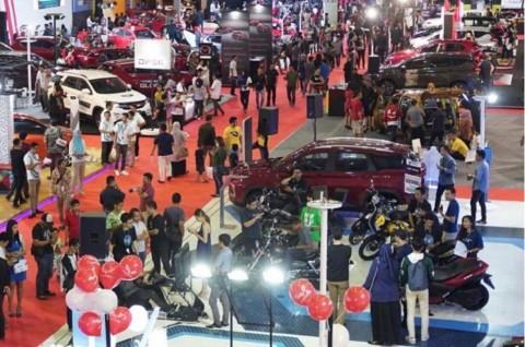 Antusiasme Tinggi Makassar Terhadap Pameran Otomotif