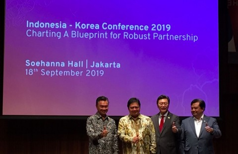 Indonesia dan Korsel Kebut Proses IK CEPA