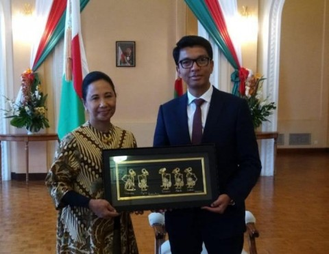 Indonesia Pledges to Support Infrastructure Development in Madagascar