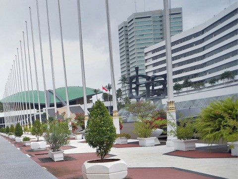 DPR Mulai Kaji Pemindahan Ibu Kota