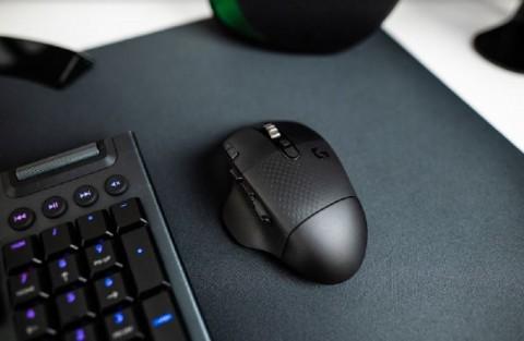 Logitech Umumkan Mouse Gaming Nirkabel G604 Lightspeed