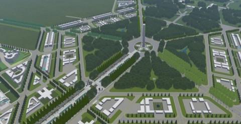 Lahan 6.000 Ha untuk Pusat Pemerintahan di Ibu Kota Baru