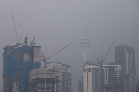 Malaysia Tutup 1.200 Sekolah Akibat Kabut Asap