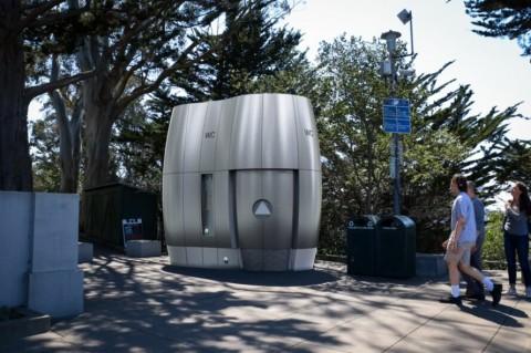 Begini Rupa Toilet Umum Ramah Lingkungan