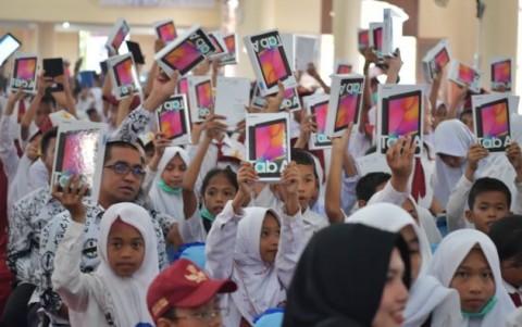 Digitalisasi Sekolah Diperluas 2020