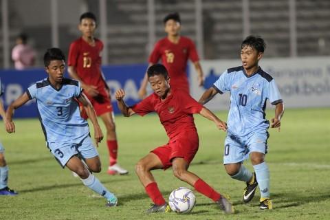 Pelatih Mariana Utara Bangga Dibantai Timnas U-16