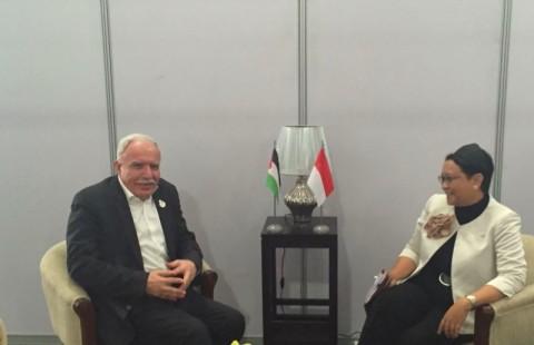 Palestina Siap Dialog dengan Siapapun Pemimpin Israel