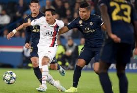 Real Madrid tak Berdaya di Markas PSG