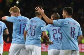 Manchester City Hancurkan Shaktar Donetsk