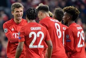 Bayern Munchen Permak Red Star