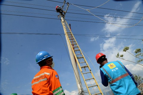 Pembangunan Proyek Transmisi 500 kV Jawa Bali Connection Dilanjutkan