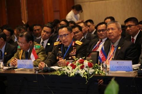 Kapolri Sebut Kerja Sama Polisi ASEAN Menjaga Stabilias Keamanan