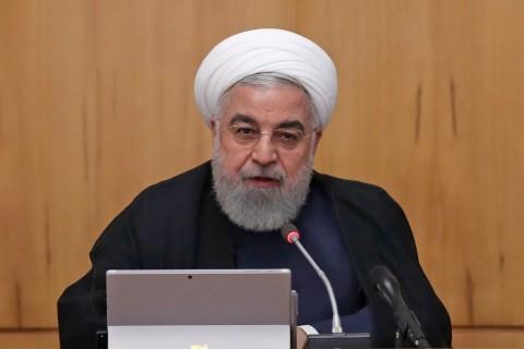 AS Tak Beri Visa, Presiden Iran Batal Hadiri Sidang PBB