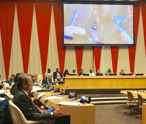 Indonesia Jadi Wakil Presiden Sidang Umum PBB ke-74