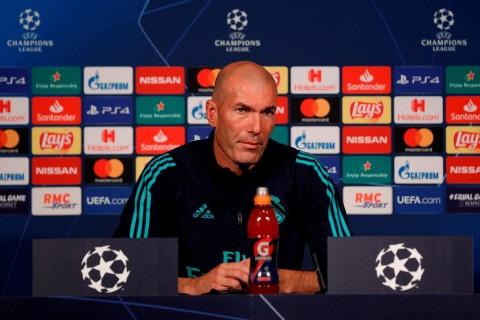 Zidane Mengaku PSG Lebih Baik dari Real Madrid