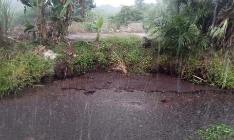 Artificial Rain Successfully Made in Dumai