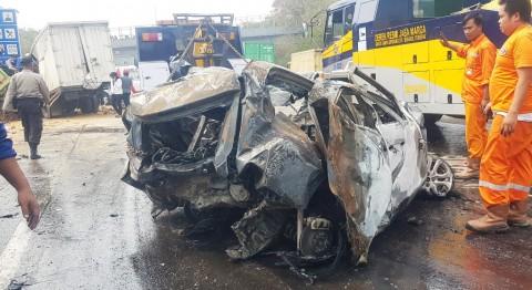 Polisi Tetapkan Tersangka Baru Terkait Kecelakaan Tol Cipularang