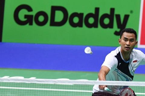 Tommy Sugiarto Disingkirkan Unggulan Pertama China Open 2019