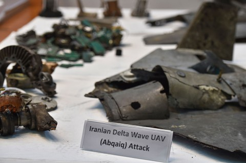 Saudi: Serangan Kilang Minyak Disponsori Iran