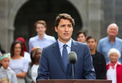 Riasan 'Wajah Cokelat' PM Kanada Picu Kontroversi