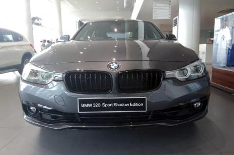 Cara Unik BMW Menarik Pre-Order All New 320i