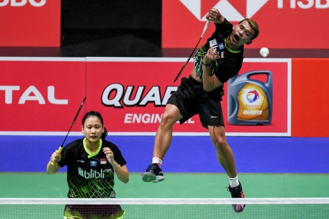 Rinov/Pitha Dijungkalkan Unggulan Tujuh China Open 2019
