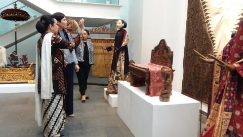 Karya Seni Budaya Indonesia jadi Penghuni Abadi di Bulgaria