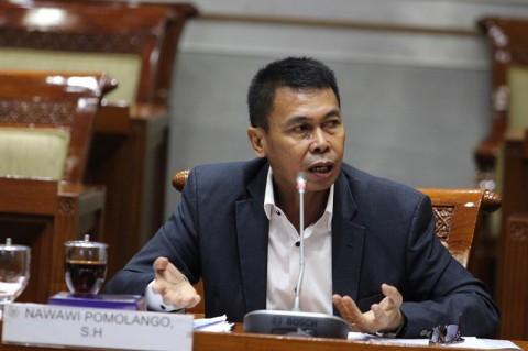 Ketua MA Belum Tentukan Nasib Nawawi Pomolango