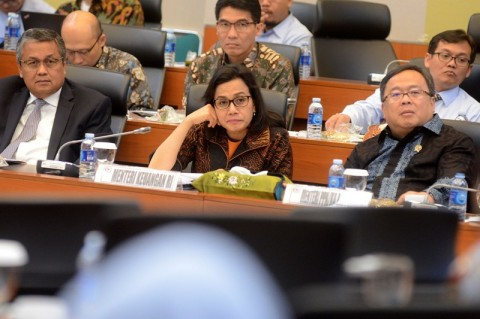 Sri Mulyani Tak Mau Indonesia Latah Ikuti Langkah The Fed