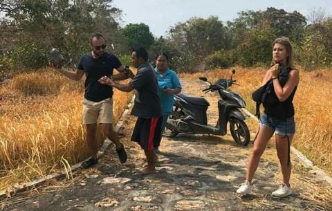Wisatawan Prancis Mencuri Barang Hotel di Karimunjawa