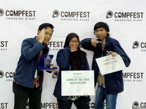 Gara-gara Jelangkung, Mahasiswa UB Raih Game of The Year
