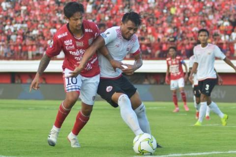Bali United Sukses Mempermalukan Persija
