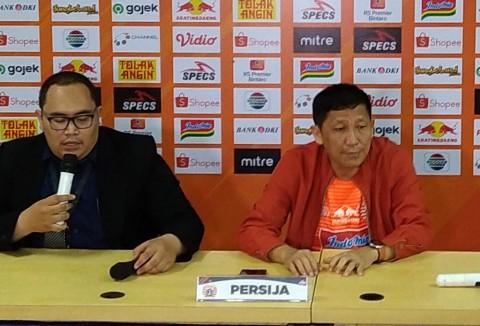 Kalah dari Bali United, Persija Langsung Pecat Pelatih