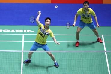 China Open 2019: Dendam Marcus/Kevin Terbalas