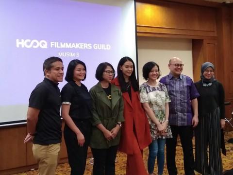 Adinia Wirasti Temani Mouly Surya Jadi Juri HOOQ Filmmakers Guild Musim Ketiga