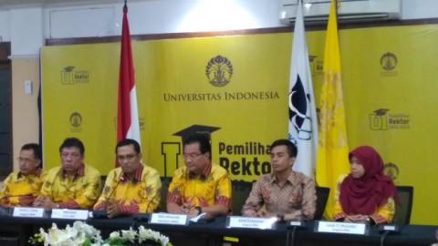 Tiga Nama Calon Rektor UI Periode 2019-2024