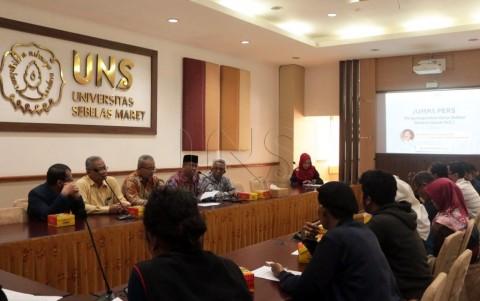 UNS Nilai Panglima TNI Layak Dapat Gelar Honoris Causa