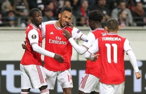 Hasil Lengkap Liga Europa: Arsenal dan Manchester United tak Terbendung
