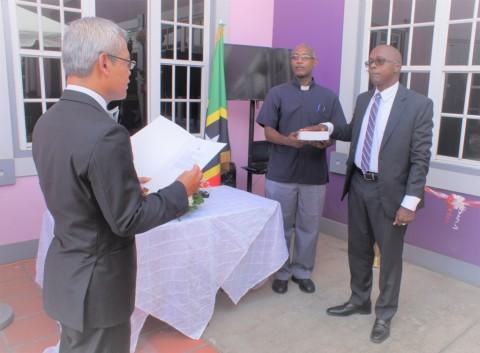 Indonesia Buka Konsul Kehormatan di St. Kitts dan Nevis