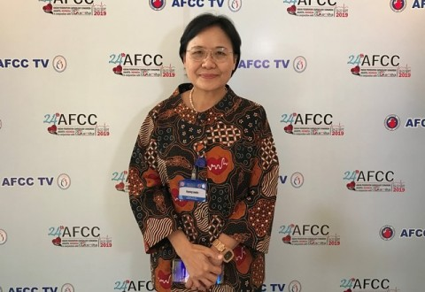 24th ASEAN Federation of Cardiology Congress Held in Indonesia