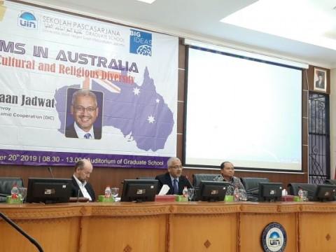 Australia Dinilai Semakin Terbuka pada Muslim