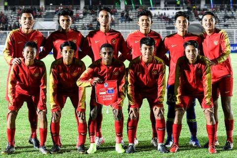 Jadwal Timnas U-16 vs Brunei Darussalam